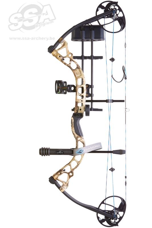 Diamond Archery Edge Sb 1 Black Ops